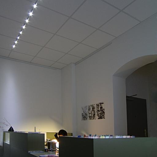 inlicht dresden led beleuchtung empfang rezeption. Black Bedroom Furniture Sets. Home Design Ideas